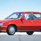 Opel Kadett GSi (1984.)
