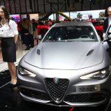 Alfa Romeo Giulia QV Nürburgring Edition