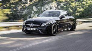 Mercedes-Benz osvježio C klasu Coupe i Cabriolet
