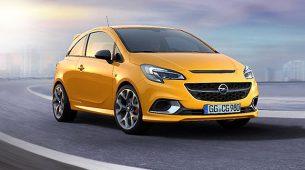 Opel predstavio Corsu GSi