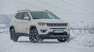Jeep Compass 2.0 Multijet 4WD Limited