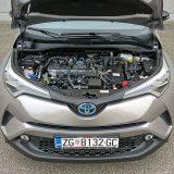 Osnovu HSD sustava predstavlja 1,8-litreni benzinski motor koji razvija 72 kW (98 KS) pri 5200 o/min te 142 Nm pri 3600 o/min