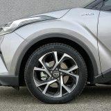 U ponudi Toyote C-HR na našem je tržištu tek jedan dizajn naplataka, u dimenziji od 18 cola