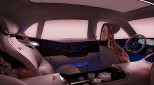 Mercedes-Maybach objavio nove teasere luksuzne studije
