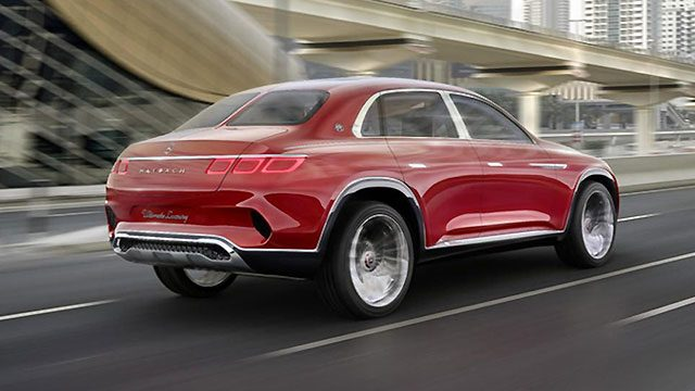 Vision Mercedes-Maybach Ultimate Luxury – Nije GLS, ali je luksuzan
