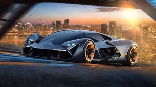 Lamborghini – prvi hibrid stiže u Frankfurt