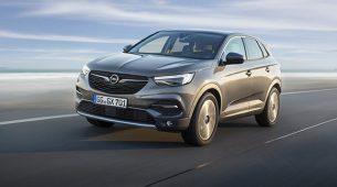 Opel Grandland X dobio novi 1,5-litreni dizel, PHEV stiže 2020.
