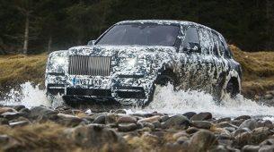 Rolls-Royce Cullinan će biti predstavljen 10. svibnja