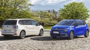 Citroën C4 Picasso postaje C4 SpaceTourer