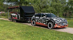 Audi E-Tron i konceptni Vision Gran Turismo krenuli na Wörthersee