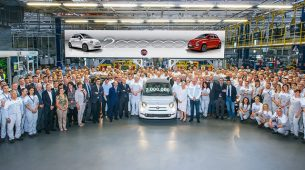 S proizvodne je linije sišao dvomilijunti Fiat 500