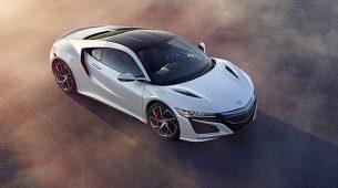 Honda sprema NSX Type R?