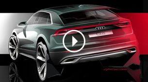 Audi Q8 stiže već sljedećeg mjeseca