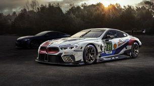 BMW potvrdio premijeru serije 8 Coupe na 24 sata Le Mansa
