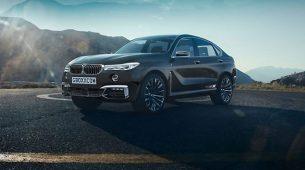 BMW zaštitio oznaku X8. Produkcijski model stiže 2020?