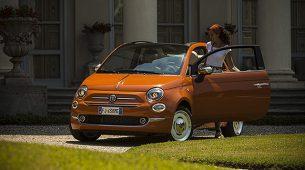 Dolce 10 – posebna izvedba za deset godina Fiata 500