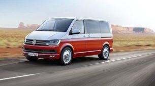 Volkswagen i Apple rade na autonomnim T6 Transporterima?