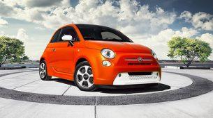 Fiat za 2020. potvrdio električni 500e