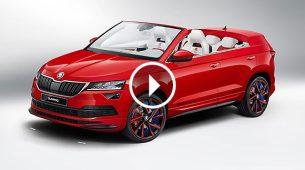 Škoda Sunroq – kabriolet koji bi mogao postati stvarnost