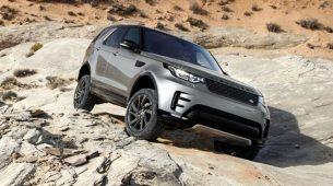 Jaguar Land Rover razvija autonomno off-road upravljanje