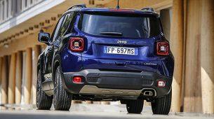 Osvježeni Jeep Renegade predstavljen u Torinu
