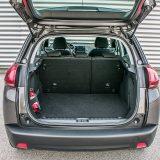 Prtljažnik ovog automobila zaprima (za B segment sasvim solidnih) 350 dm3, što je moguće proširiti na 1194 litre