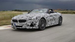 BMW potvrdio – proizvodnja novog Z4 počinje u drugoj polovici 2018.