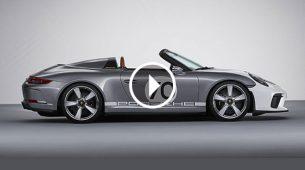 Porsche predstavio konceptni 911 Speedster