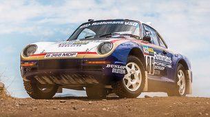 Porsche 959 Paris-Dakar na aukciji, cijena prava sitnica!