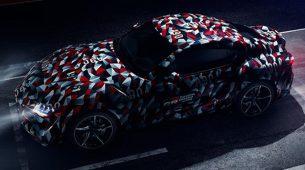 Toyota Supra i u cabrio izvedbi?
