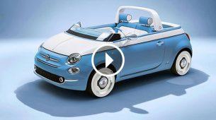 Ne može slađe – Fiat 500 Spiaggina