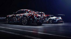 Toyota objavila novi teaser modela Supra