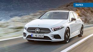 Opoziv najnovije Mercedes-Benz A klase zbog problema s ISOFIX-om!