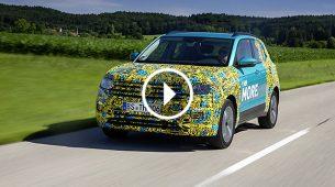 Volkswagen T-Cross igra na cool kartu