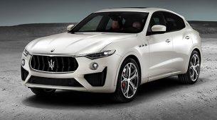 Maserati Levante GTS – SUV s 550 ferrarijevih konja