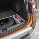 Ispod podnice prtljažnika nalaze se rezervni kotač punih dimenzija te alat za izmjenu kotača