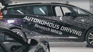 Rimac Automobili započeo s testiranjima autonomnih vozila