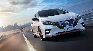Nissan Leaf – najprodavaniji automobil u Norveškoj i prvi električni automobil po prodaji u Europi