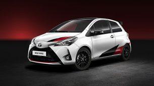 Toyota Yaris GRMN – 400 primjeraka za Europu?