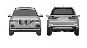 Je li ovo produkcijska izvedba BMW-a X7?