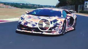 Upoznajte pobliže Lamborghini Aventador SVJ