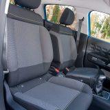 Sjedala, kao i automobil, su spremnija da se iskažu na području udobnosti i komfora, nego kada je riječ o držanju tijela u zavojima