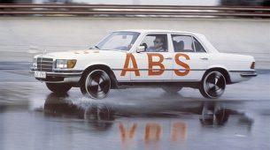Mercedes-Benz: ABS navršio 40 godina