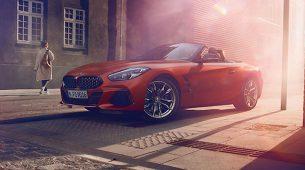 Predstavljen novi BMW Z4