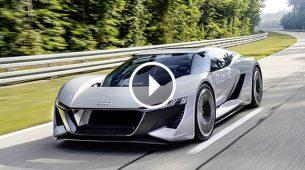Audi PB18 E-Tron – budućnost je stigla