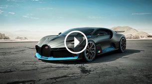 Bugatti Divo – 1500 KS, 40 primjeraka i 5 milijuna Eura