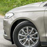 Testirani je automobil bio opremljen serijskim alu-naplaci dimenzija 6,5J x 16 te michelinovim pneumaticima Energy Saver dimenzija 215/55 R 16