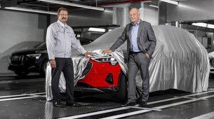 Audi započeo proizvodnju modela E-Tron