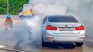 Zapaljivi BMW-i nisu dobrodošli u Južnoj Koreji!