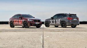 BMW predstavio prototipe modela X3 i X4 M s novim 6-cilindričnim motorom